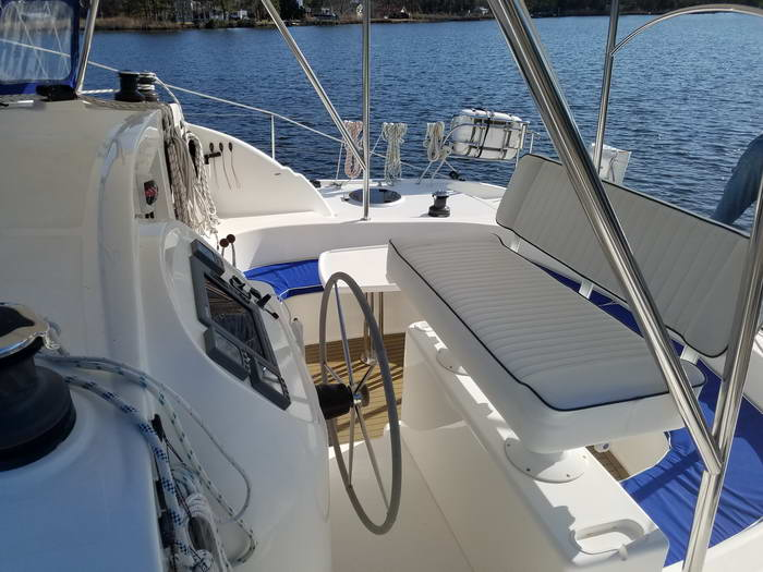 Broadblue 435 Catamaran ADVENTURE