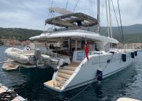 LADY RACHEL Lagoon Catamaran