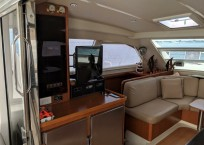 Leopard 46 Catamaran HEEL NO