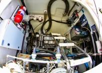 Leopard 58 Catamaran AQUA BOB engine