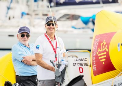 2019 Outremer Cup Week - Catamarans sailing 13