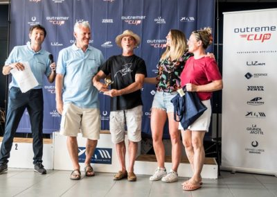 2019 Outremer Cup Week - Catamarans sailing 15