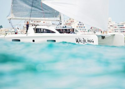 2019 Outremer Cup Week - Catamarans sailing 24