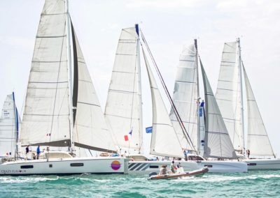 2019 Outremer Cup Week - Catamarans sailing 29
