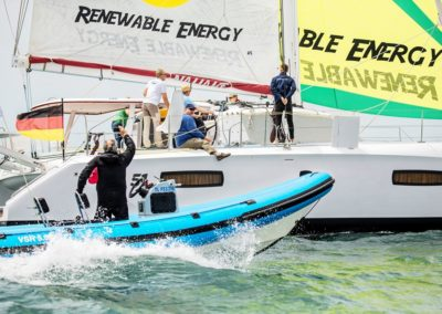 2019 Outremer Cup Week - Catamarans sailing 33