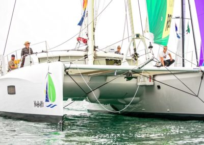 2019 Outremer Cup Week - Catamarans sailing 48