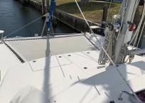 Leopard 40 Catamaran ISLAND STAR forward