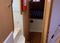 Leopard 40 Catamaran hull