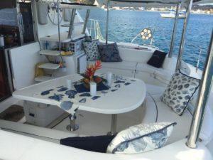 Leopard 46 Catamaran sold