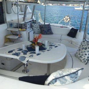 Leopard 46 Catamaran sold