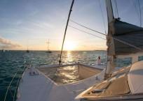 2002 Catana 471 Catamaran iCan bow