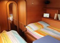 2002 Catana 471 Catamaran iCan cabin