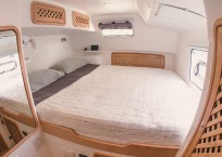 Admiral 40 Catamaran EVENFLOW cabin