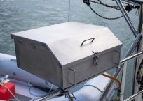 Admiral 40 Catamaran EVENFLOW bbq