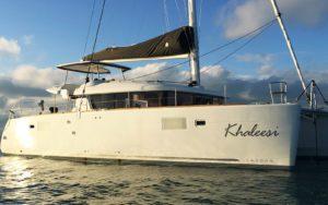 Lagoon Catamaran 450