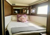 Lagoon 450S Catamaran KHALEESI cabin