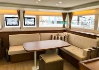 Lagoon 450S Catamaran KHALEESI salon