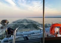 Lagoon 450S Catamaran KHALEESI tender