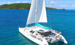 AD ASTRA Lagoon Catamaran sold by Just Catamarans