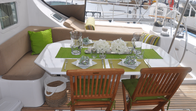 Lagoon 57 Catamaran AD ASTRA sold