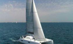 Outremer 45 Catamaran Sailing