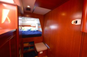 2010 Leopard 38 Catamaran PANTHERA Sold - cabin