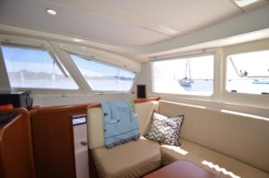 2010 Leopard 38 Catamaran PANTHERA Sold - salon