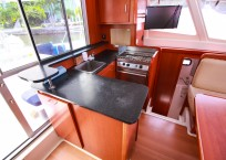 2014 Leopard 39 OCEAN ABBY galley