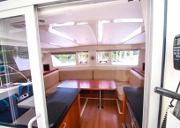 2014 Leopard 39 Catamaran OCEAN ABBY salon