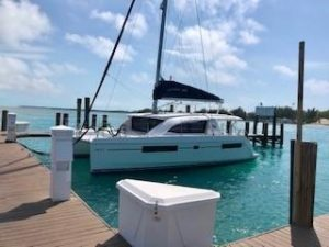 Leopard 40 Catamaran NEW FORTUNE