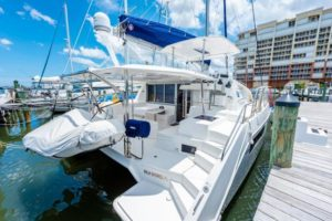 Leopard 40 Catamaran NEW FORTUNE sold
