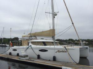 Fountaine Pajot Orana 44 Catamaran sold