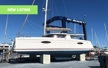2014 Fountaine Pajot Helia 44 Catamaran Owners Version for sale