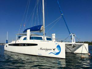 Dolphin 460 Catamaran MORRIGAN sold