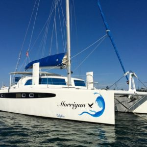 Dolphin 460 Catamaran MORRIGAN sold