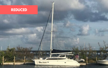 Gemini 35 Catamaran BORIKEN Price reduction