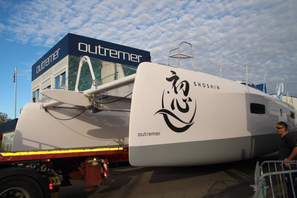 Outremer 51 Catamaran SHOSHIN Just Catamarans