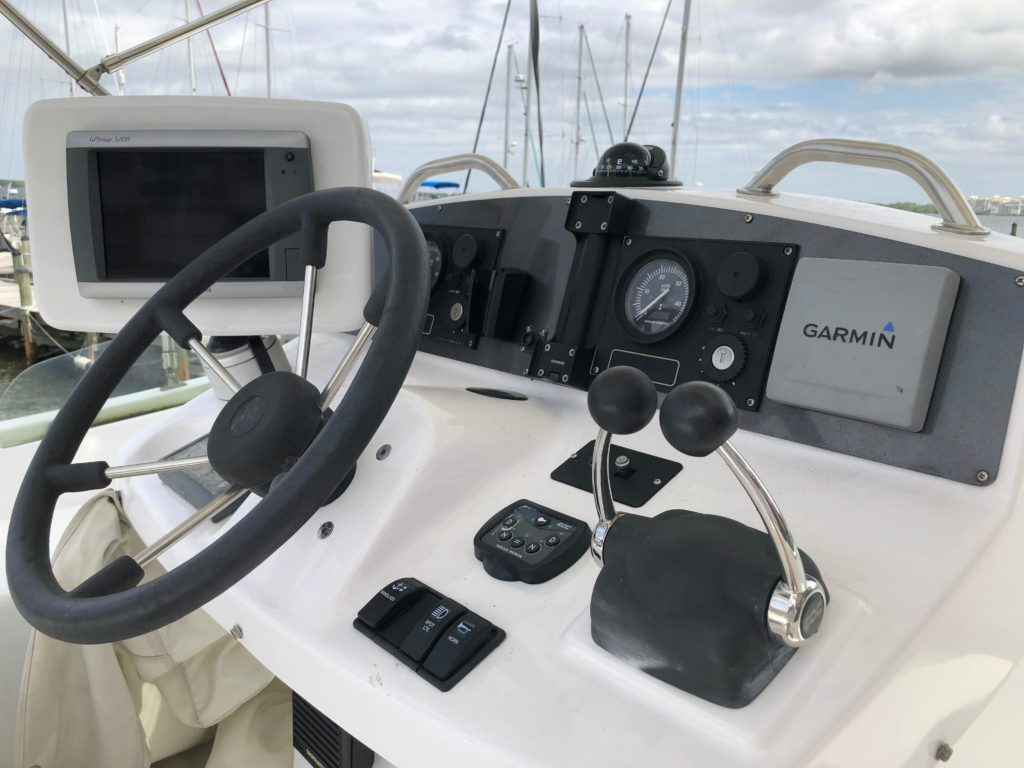 Lagoon 43 Power Catamaran sold