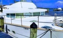 Lagoon 43 Power Catamaran sold