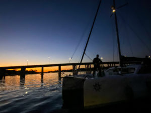 Outremer 45 Catamaran in Annapolis