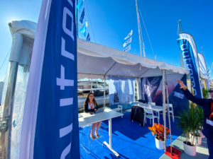 Outremer 45 Catamaran at Annapolis Boat Show