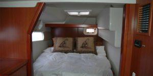 Leopard 46 Catamaran GOOD VIBRATIONS sold