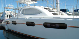 Leopard 46 Catamaran GOOD VIBRATIONS sold