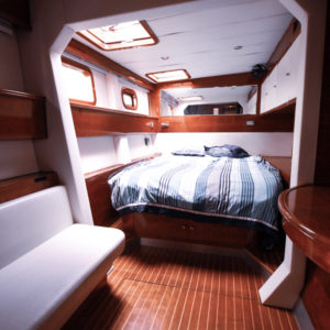 2006 Sunreef 62 Catamaran cabin