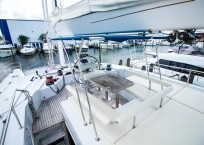 2006 Sunreef 62 Catamaran flybridge