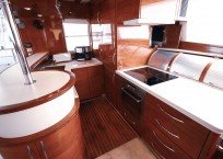 2006 Sunreef 62 Catamaran Galley