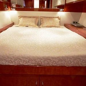 2006 Sunreef 62 Catamaran master cabin
