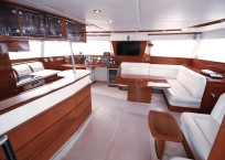 2006 Sunreef 62 Catamaran salon