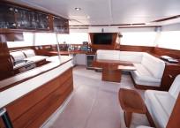 2006 Sunreef 62 Catamaran salon