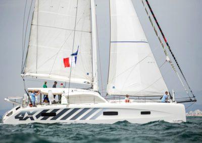 Outremer 4X Catamaran